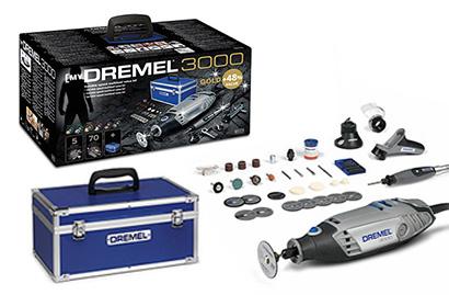 DREMEL Zlatá sada ® 3000 (3000-5/70)