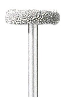 DREMEL Řezný nástroj z tvrdokovu (karbid wolframu) s kompozitními zuby, válcový tvar 19 mm (9936)
