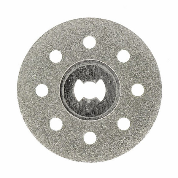 DREMEL Diamantové řezné kotouče s rychloupínáním ® EZ SpeedClic. (SC545)