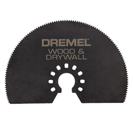 DREMEL ® Multi-Max pilový list na dřevo a sádrokarton (MM450)