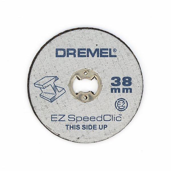DREMEL Kotouče na řezání v kovu s rychloupínáním ® EZ SpeedClic, 12dílná sada. (SC456B)