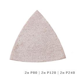 DREMEL ® Multi-Max brusný papír na barvy a laky (P80, P120 a P240) (MM70P)