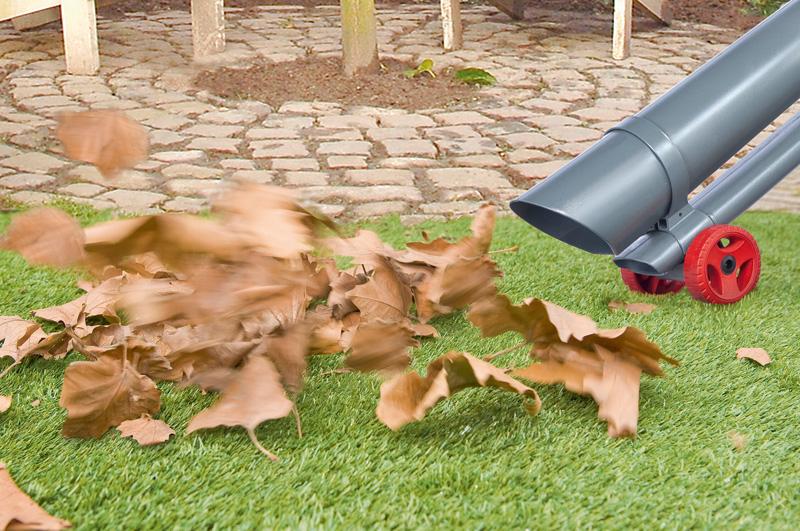 Skil 0796 Zahradní fukar/vysavač