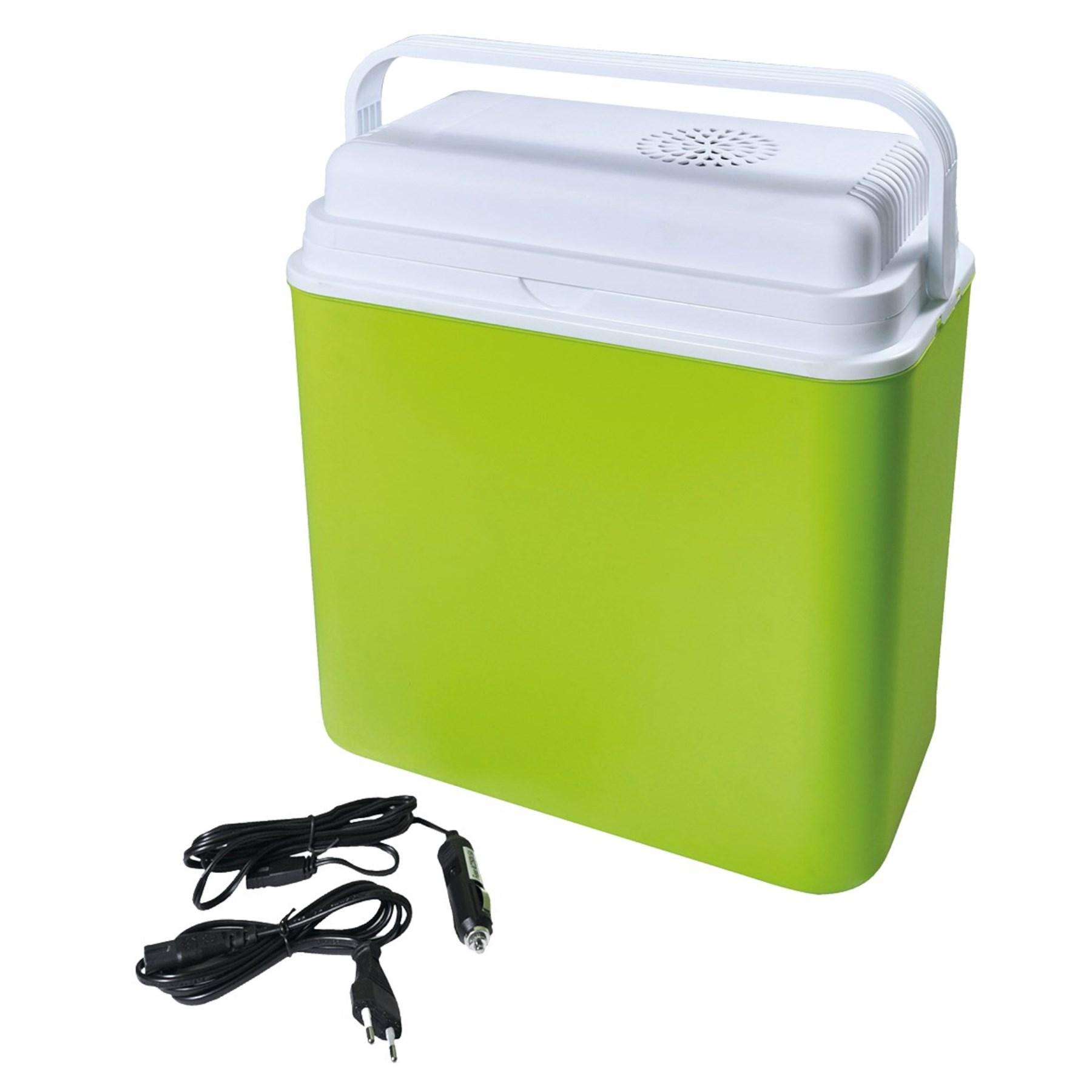 PROFESIONAL Elektrický chladíci box 20L 12V, 230V + zástrčka