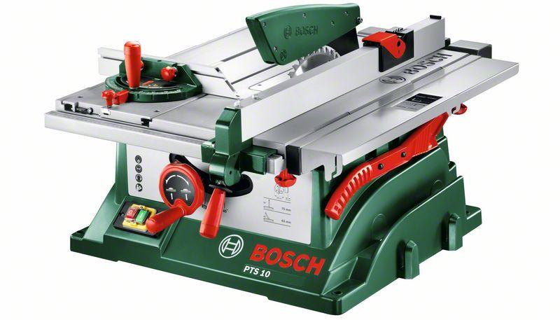 Stolní okružní pila Bosch PTS 10