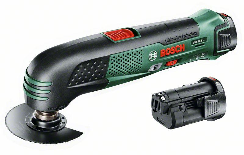 Akumulátorové multifunkční nářadí Bosch PMF 10,8 LI
