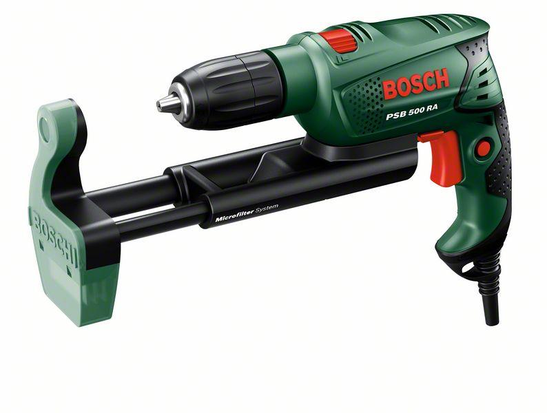 Příklepová vrtačka Bosch PSB 500 RA