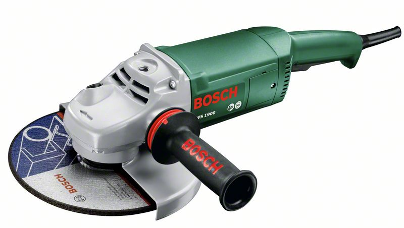 Úhlová bruska Bosch PWS 1900