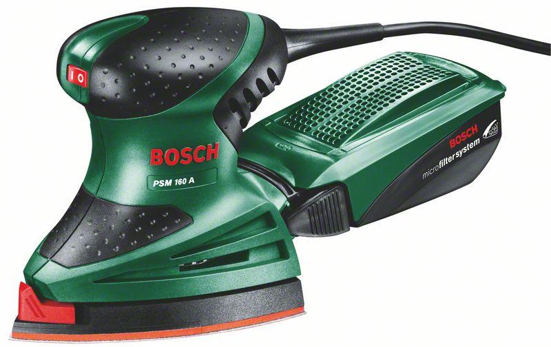 Multibruska Bosch PSM 160 A