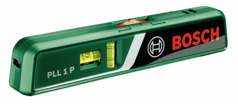 BOSCH Laserová vodováha PLL 1 P