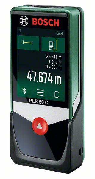 BOSCH Laserový dálkoměr PLR 50 C