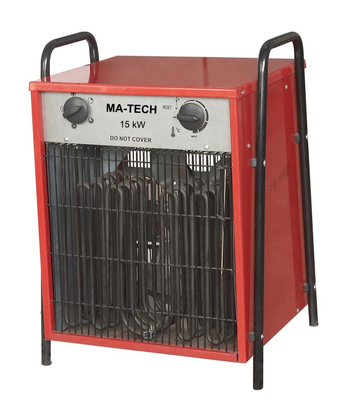 Elektrické topidlo Ma-tech 15 kW