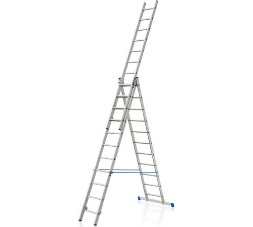 Elkop Hliníkový žebřík 3x14 profi