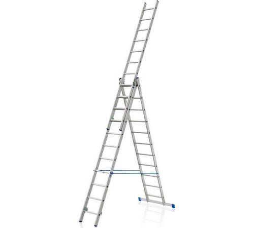 Elkop Hliníkový žebřík 3x17 profi