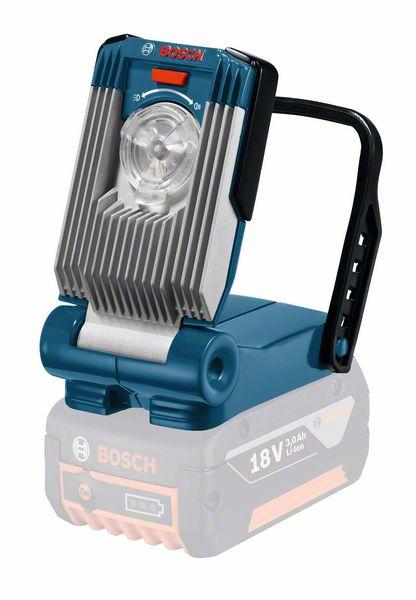 Bosch Akumulátorová svítilna GLI VariLED