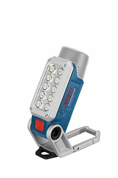 Bosch Akumulátorová svítilna GLI DeciLED