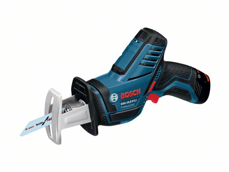 Bosch Akumulátorová pila ocaska GSA 10,8 V-LI