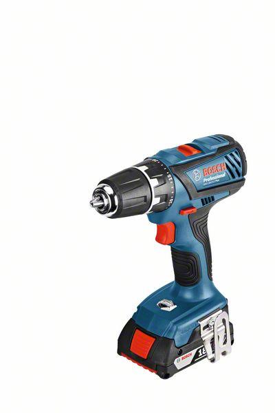 Bosch Akumulátorové vrtací šroubováky GSR 18-2-LI Plus