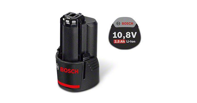 Bosch Akumulátorové nářadí GBA 10,8 V 2,5 Ah O-B