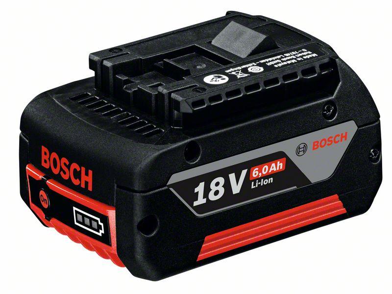 Bosch Akumulátorové nářadí GBA 18 V 6,0 Ah M-C
