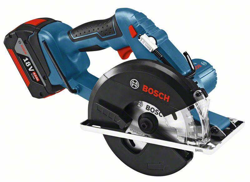 Bosch Akumulátorová okružní pila GKM 18 V-LI