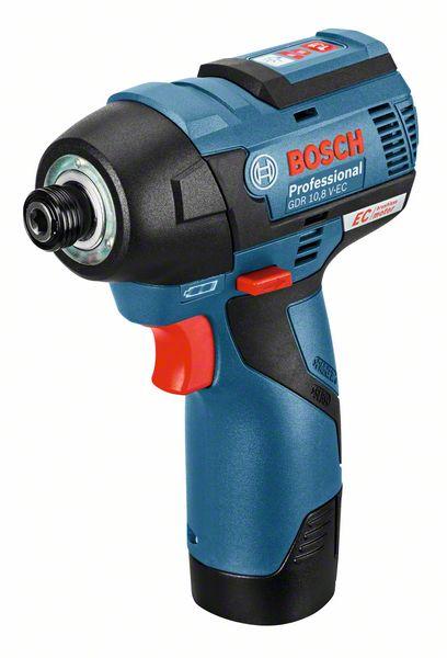 Bosch Akumulátorový rázový utahovák GDR 10,8 V-EC