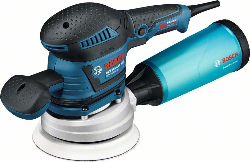 Bosch GEX 125-150 AVE excentrická bruska