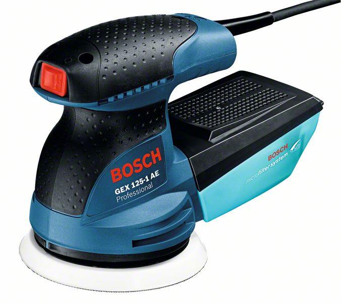 Bosch Excentrické brusky GEX 125-1 AE