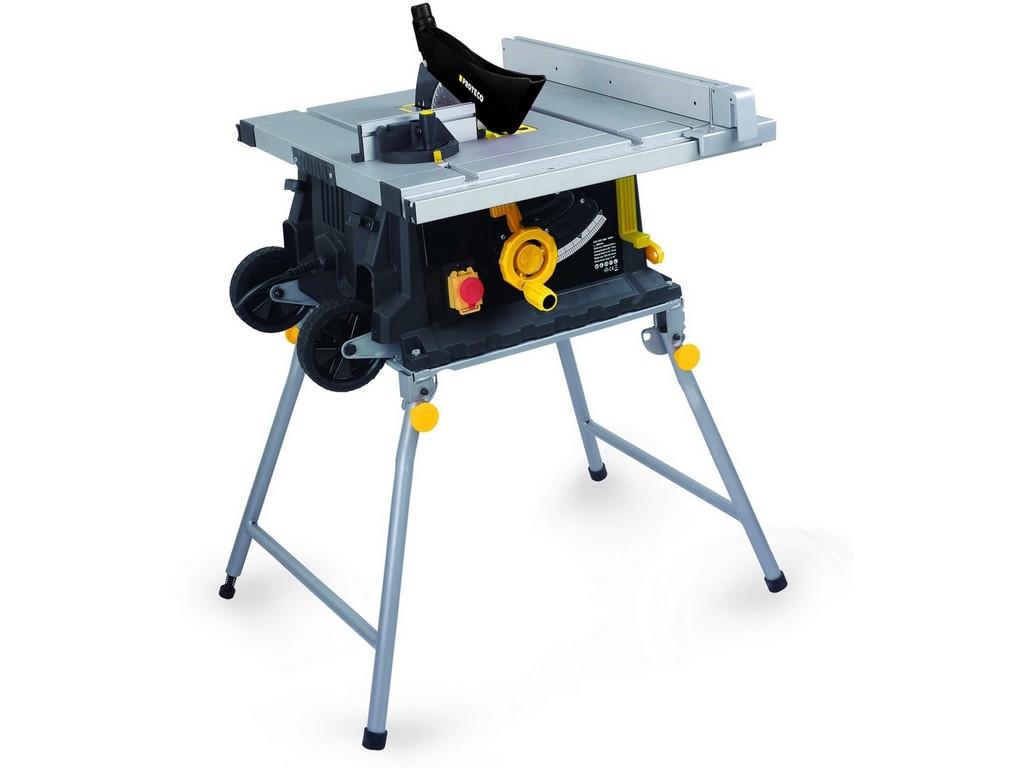 PROTECO 51.01-SKP-254-1600 pila stolní kotoučová pr.254mm, 1600W