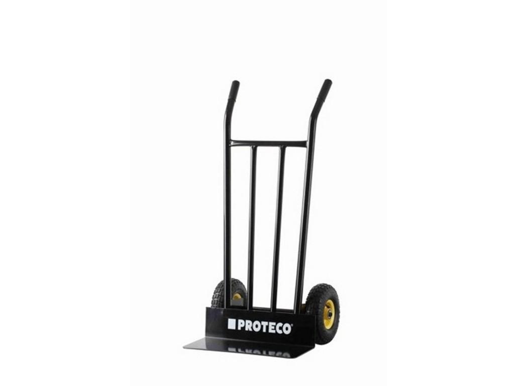 PROTECO 10.40-300-P vozík ruční (rudl) 300kg plné kolo