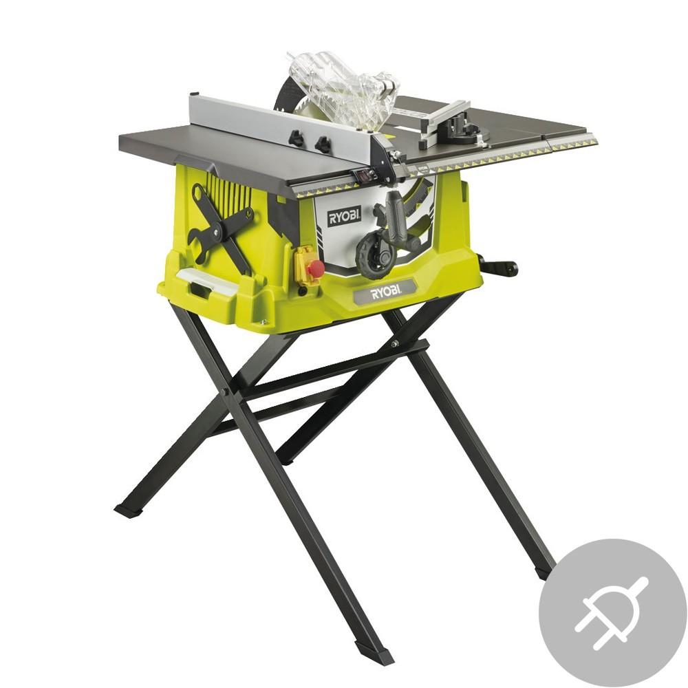 Ryobi RTS1800ES-G Elektrická stolní pila,1800W, 254mm