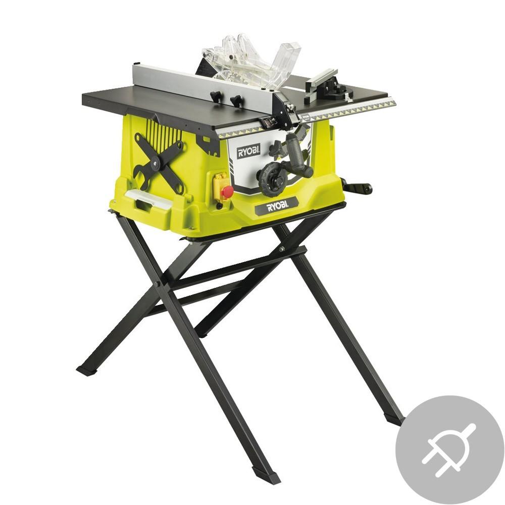 Ryobi RTS1800S-G Elektrická stolní pila stojan, 1800W, 254mm