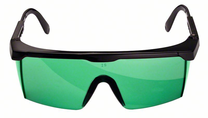 Bosch Brýle pro práci s laserem Brýle pro práci s laserem (zelené)