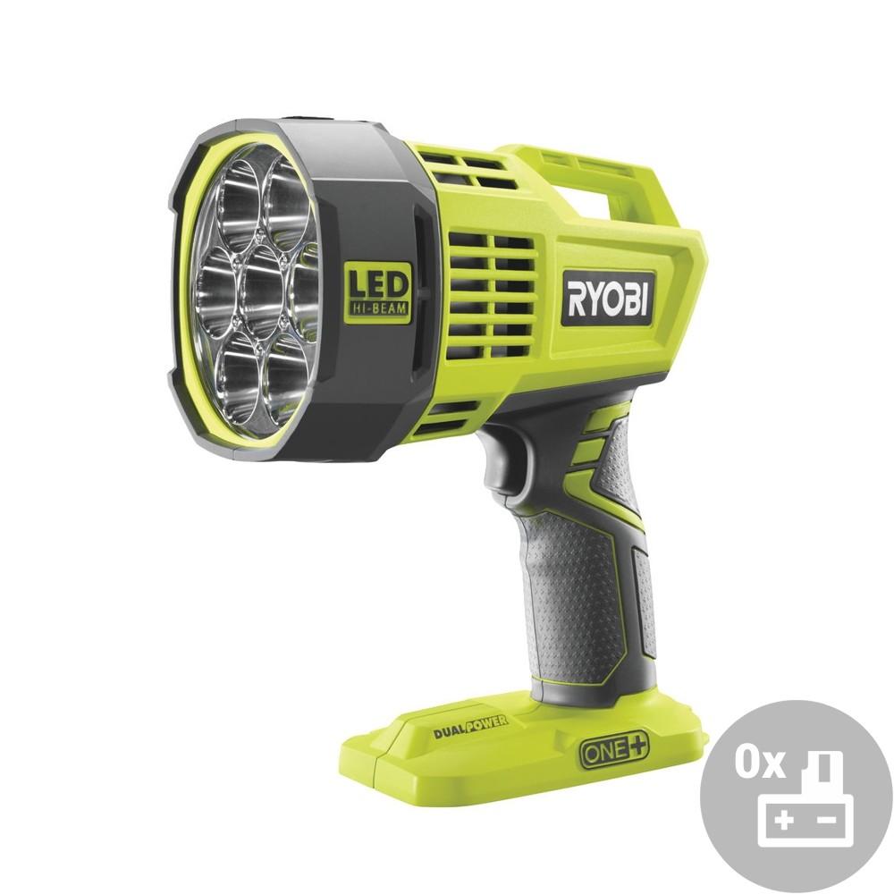 Ryobi R18SPL-0 Aku bodová svítilna s kabelem na dobíjení v automobilu