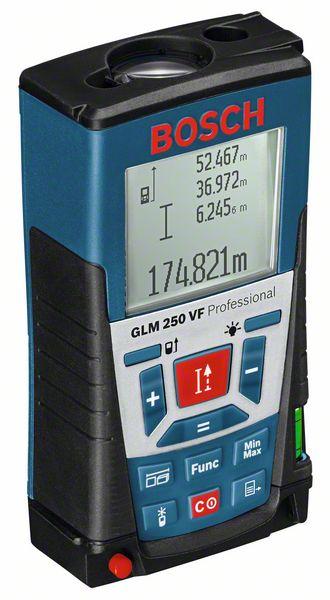 Bosch Laserový měřič vzdálenosti GLM 250 VF