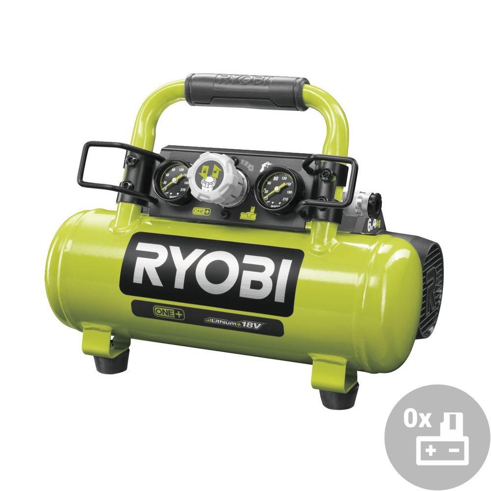 Ryobi R18AC-0 Aku kompresor, 18V