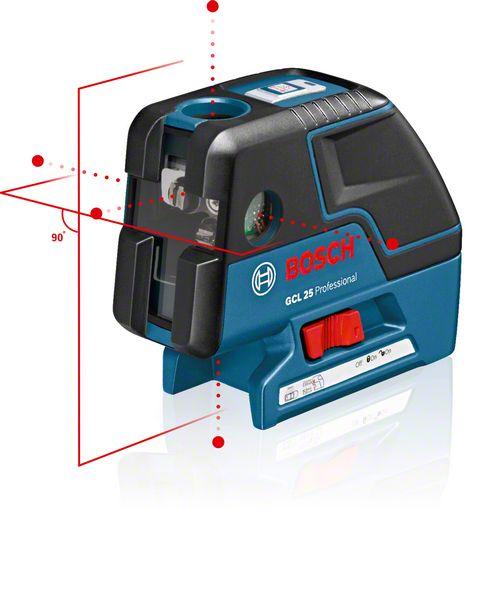 Bosch Bodový laser GCL 25