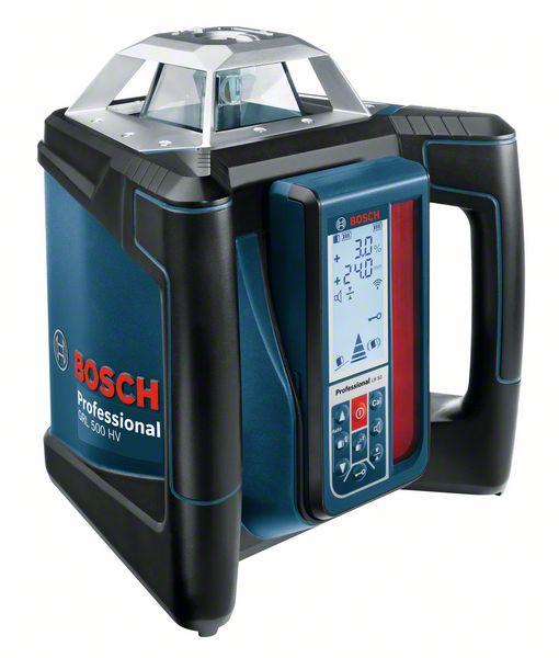 Bosch Rotační lasery GRL 500 HV + LR 50