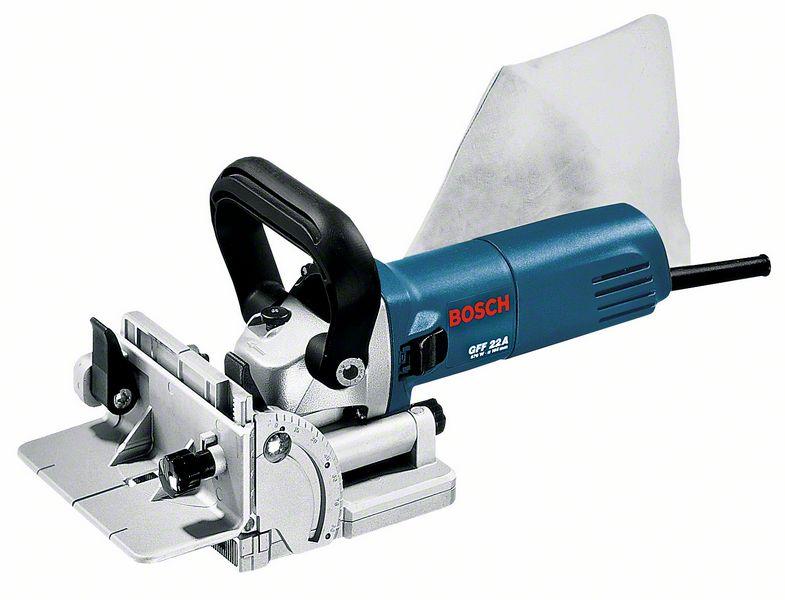 Bosch Frézka na drážky plochých čepů GFF 22 A