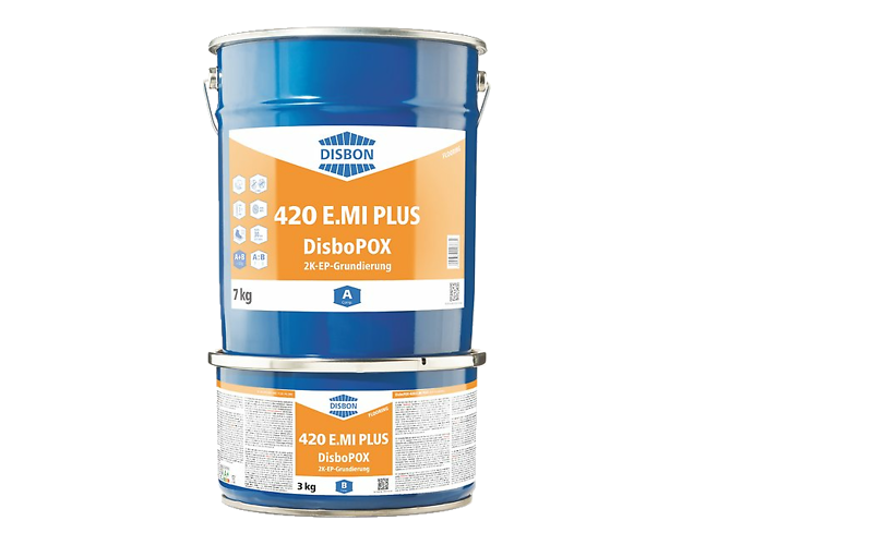 Caparol DisboXID 420 2K-EP-Grund1 kg