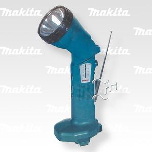 Makita ML141 svítilna se zabudovaným rádiem, 14,4V