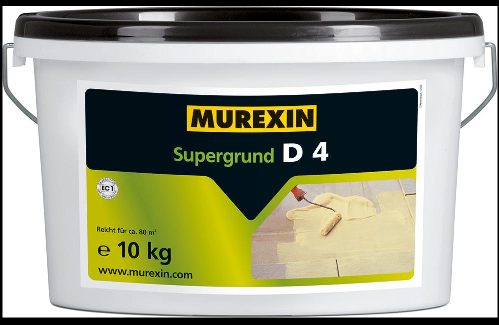 Murexin Základ Supergrund D4 10 kg
