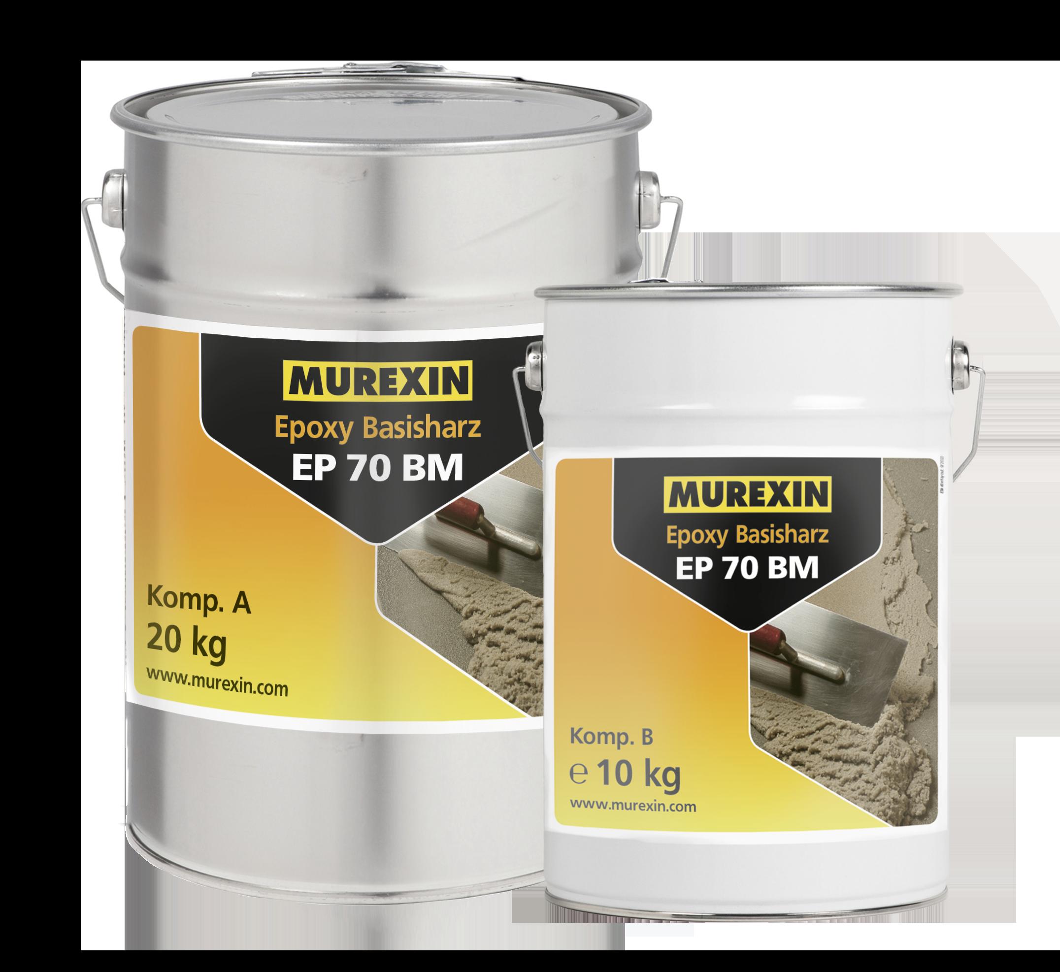 Murexin Epoxidová pryskyřice EP 70 BM sada 4.5 kg