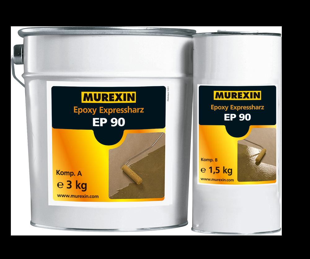 Murexin Epoxidová pryskyřice expresní EP 90 sada 4.5 kg
