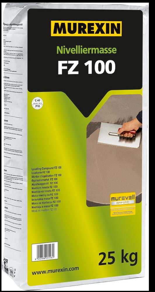 Murexin Nivelační hmota FZ 100 25 kg