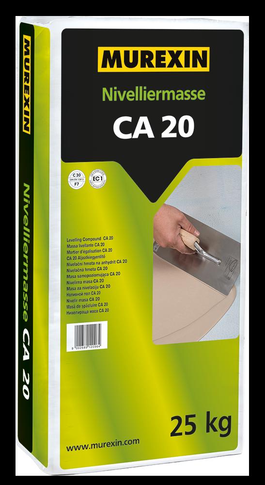 Murexin Nivelační hmota na anhydrit CA 20 25 kg