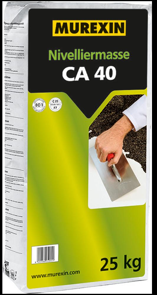 Murexin Nivelační hmota na anhydrit CA 40 25 kg