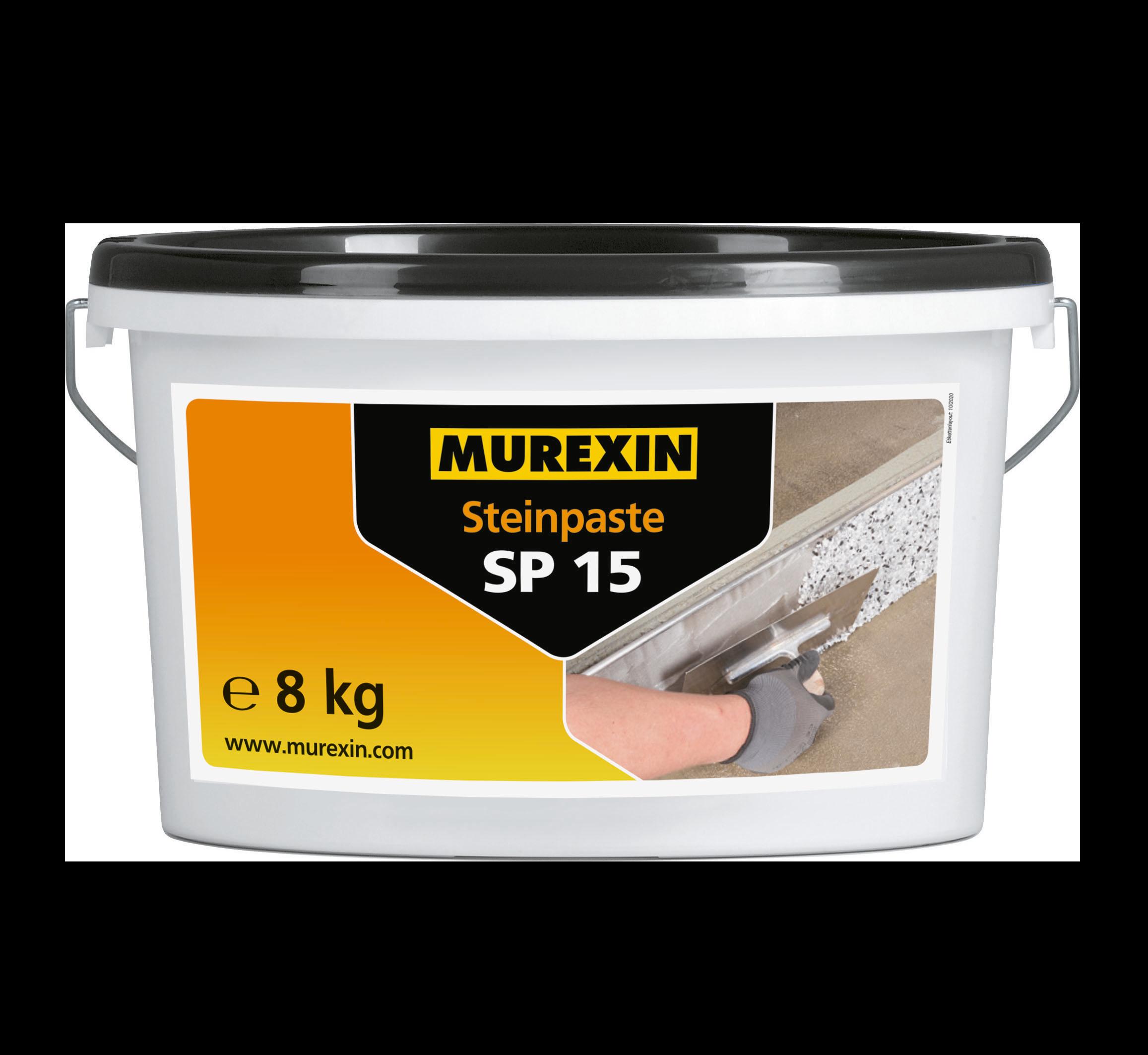 Murexin Kamenný koberec SP 15 - pojivo pro svislé plochy 8 kg