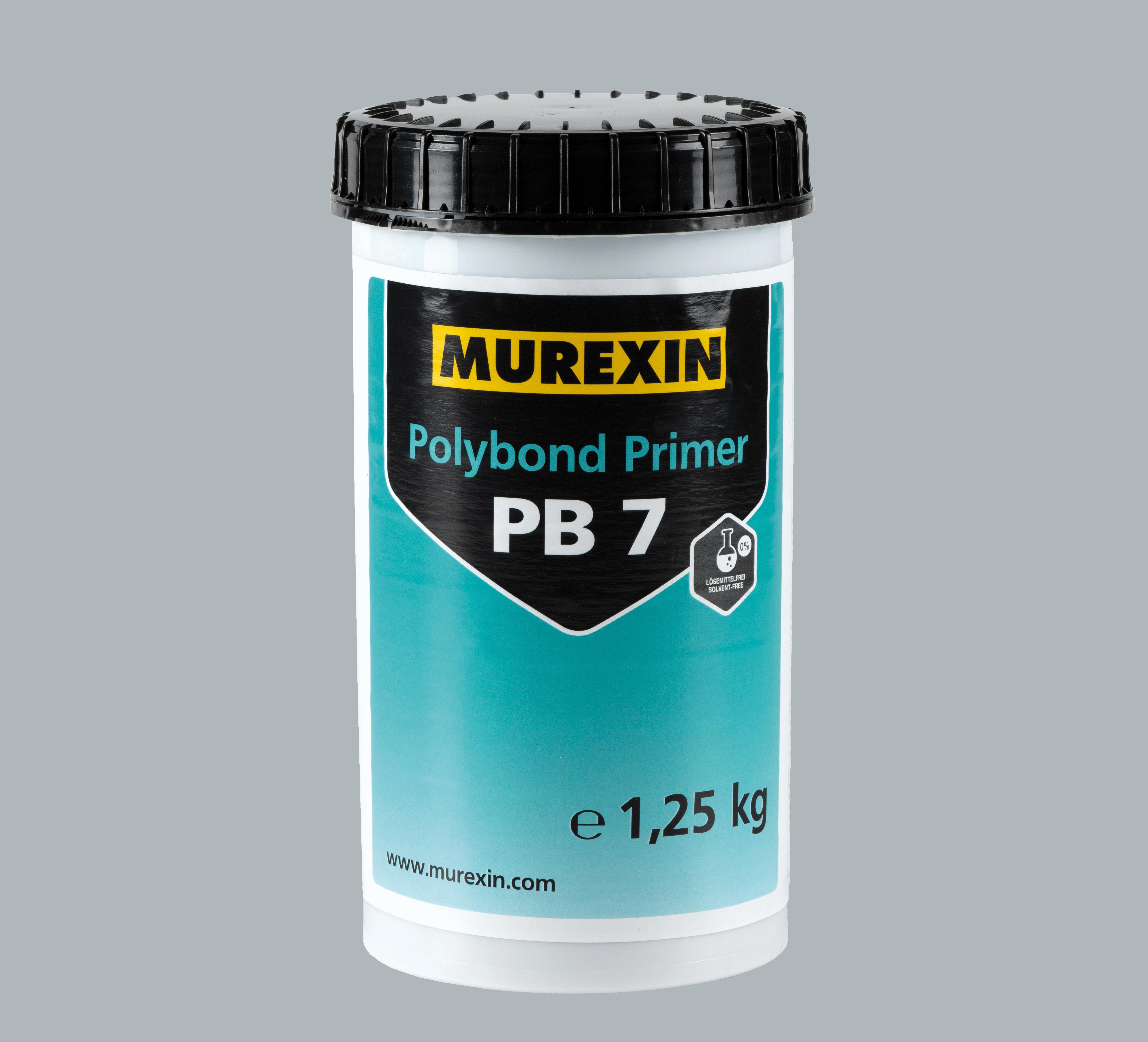 Murexin Polybond Primer PB 7 1.25 kg