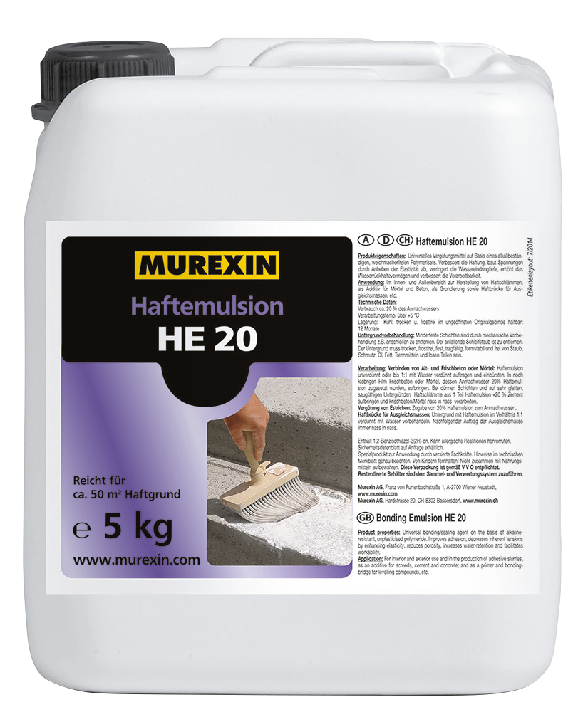 Murexin Emulze adhézní HE 20 5 kg